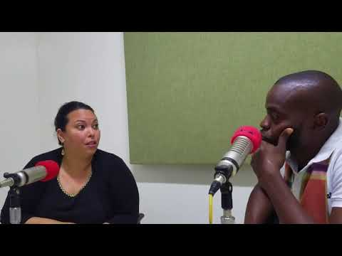 Radio ABC Suriname interviewt Internationaal Ambitieus