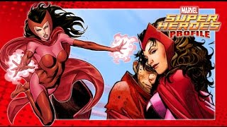[SHP] 39 ประวัติ Scarlet Witch พลัง Chaos Magic พลิกจักรวาล!!
