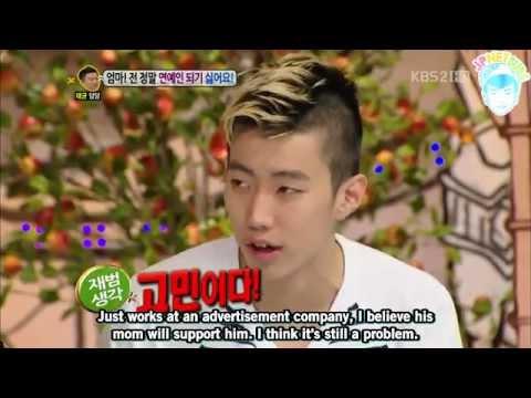 [ENG] 111128 Hello! (Jay Park cut)