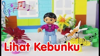 Lihat Kebunku   Lagu Anak Indonesia