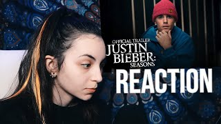 Justin Bieber: Seasons Official Trailer Ft. Yummy | YouTube Originals REACTION!