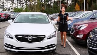 2017 Buick LaCrosse Review Specs Autoblog Tinney Automotive