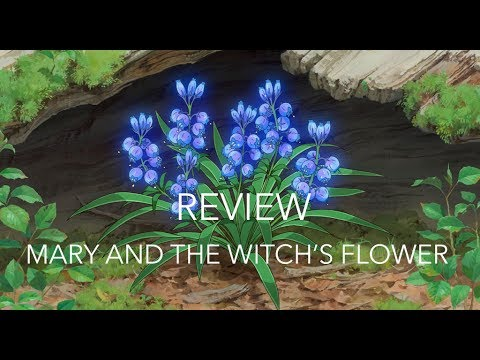 REVIEW - Mary and the witch's Flower - Filmkritik GERMAN