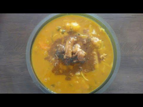 soupe-joumou:recette-haitienne:facile-et-rapide
