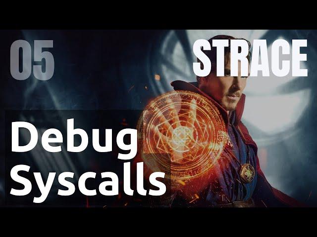 STRACE - 05. PREMIER DIAGNOSTIQUE (EX: EXECVE, ALIAS, ECHO)