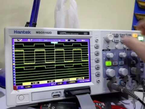 Hantek dso5000 series oscilloscope modifications. Part 1.