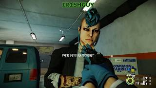 PAYDAY 2 - COOP story mode with #Ir1shguy, #JamSaw77, #GreenGiant79 and a buddy [PC]