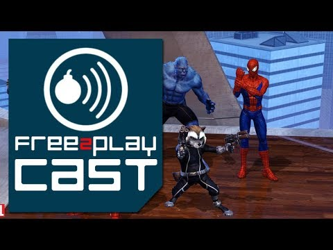 Free to Play Cast: Marvel Heroes Meets Crowdfunding Scams and NCSoft Financials! Ep. 251