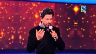 srk vs irfan khan fight at 61st film fare