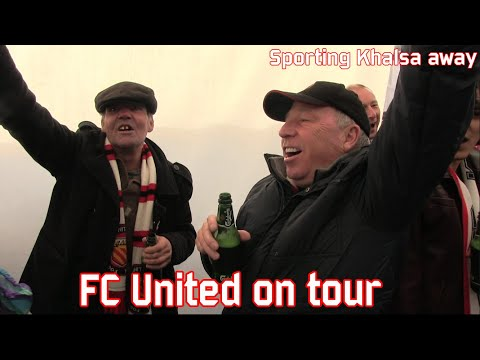 Sporting Khalsa - FC United of Manchester I (Oct 24, 2015)