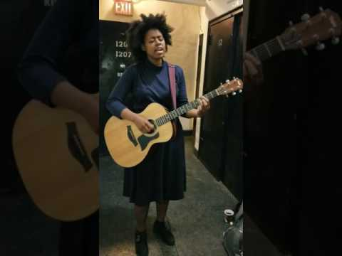 This woman sings Stevie Wonder like you won't believe  - Victory Boyd