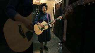 This woman sings Stevie Wonder like you won't believe  - Victory Boyd