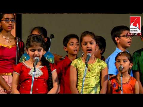 World Music Conservatory || Carnatic Vocal || Winter Festival