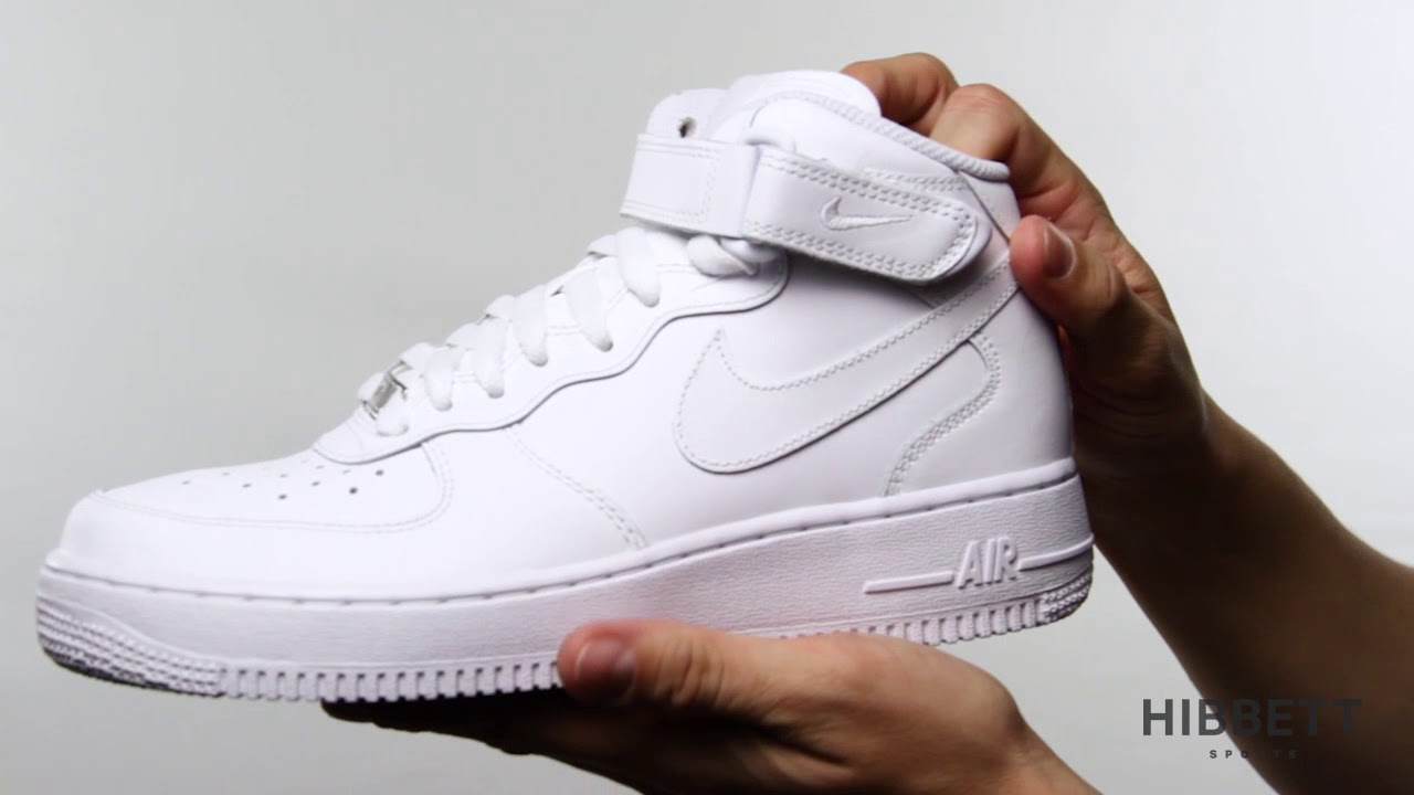 Kid's Nike Air Force One Mid Top