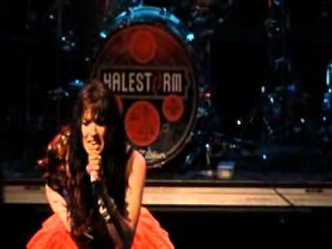 Familiar Taste Of Poison - Halestorm Live In Philadelphia (#7)