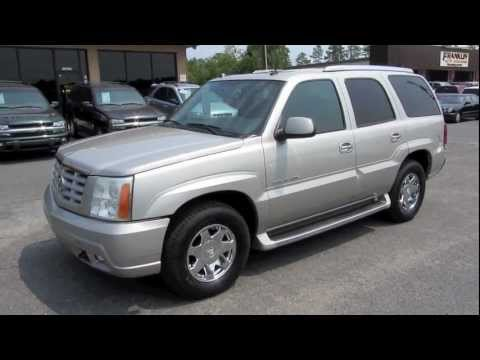 Short Takes 2004 Cadillac Escalade Start Up Engine