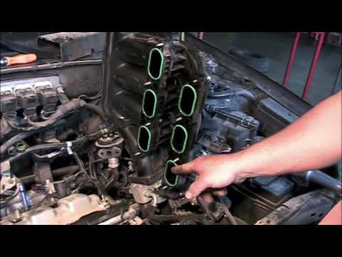 Ford Escape Spark plugs - YouTube