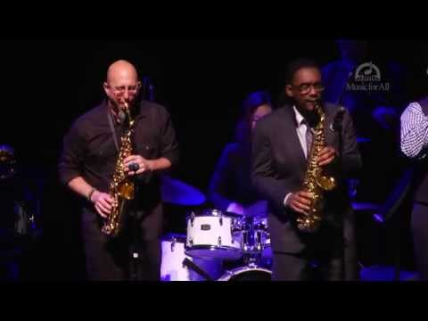 Jeff Coffin with Yamaha Young Performing Artists