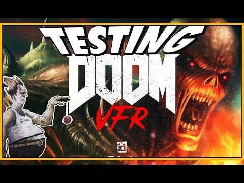 DOOM VFR TEST