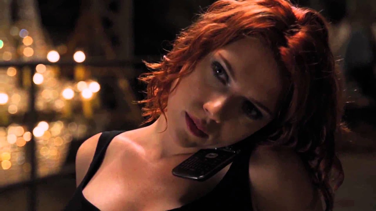 scarlett johansson // black widow tribute - long version - youtube