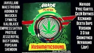 KUSHMATIC SOUND - DJ SKALABA   iGRADE MiXPAK 2K16