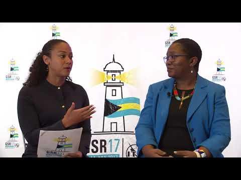 GSR-17 INTERVIEWS: Dr Nicola Virgill - Rolle, Prime Minister's Office, Bahamas