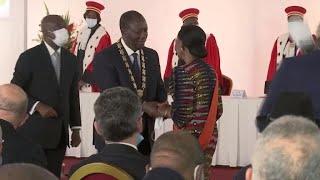 Alassane Ouattara appelle l'opposition ivoirienne au dialogue