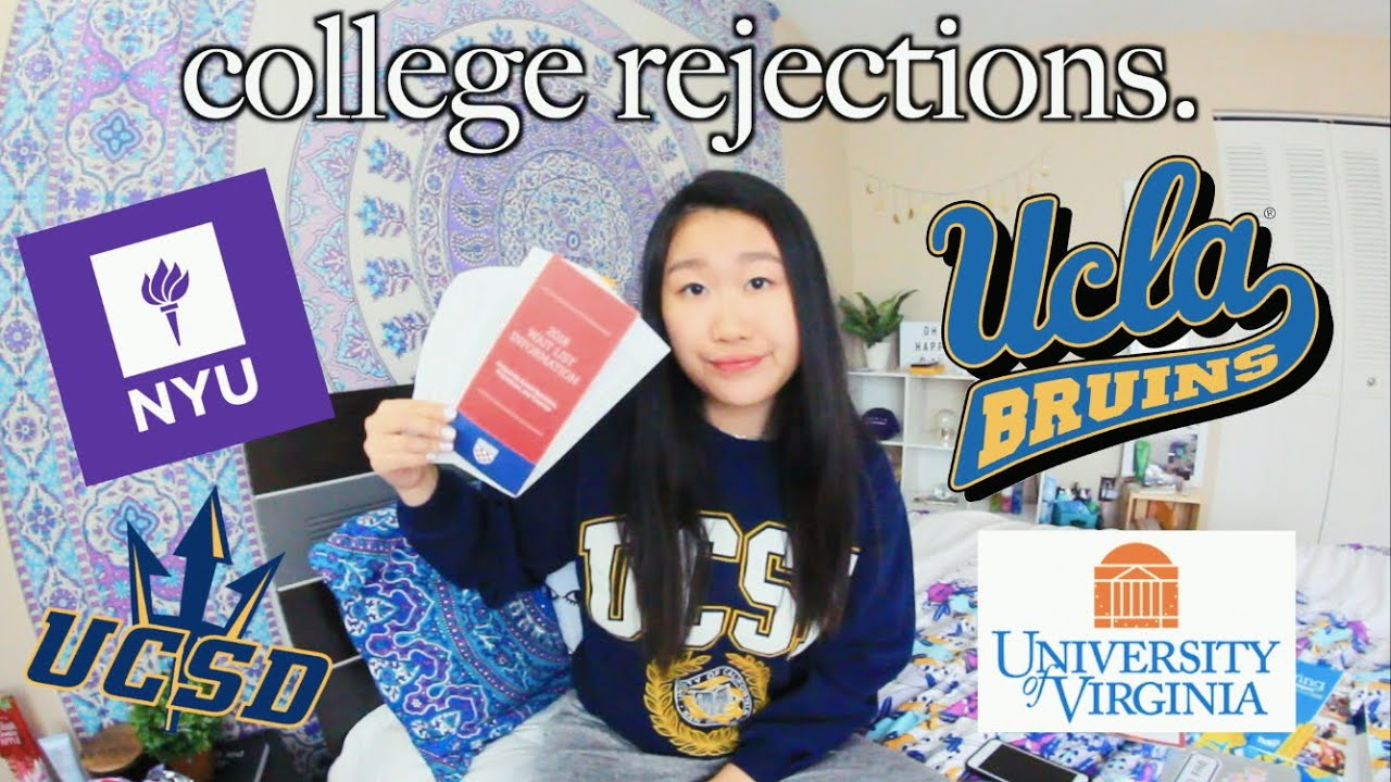 reading my college rejection letters it gets salty
