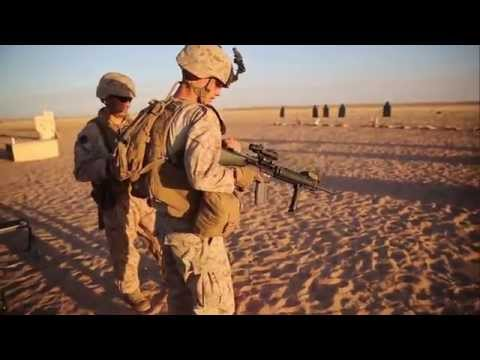 Marine Combat Engineers - Live Fire Drills