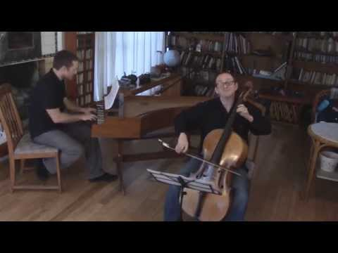 Vivaldi: Cello Sonata No.3 in A minor, RV43