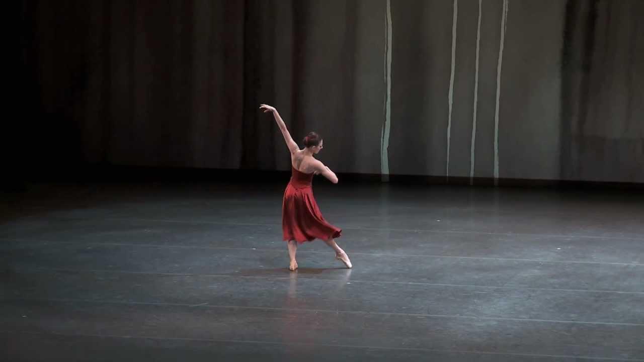 NYC Ballet's Tiler Peck on Christopher Wheeldon's LES CARILLONS