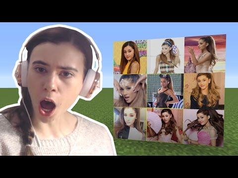REACTING TO ARIANA GRANDE MOD!!!