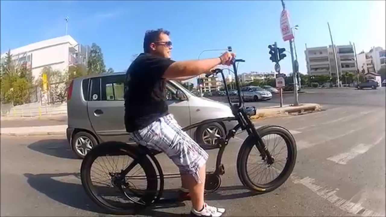 Basmans ride
