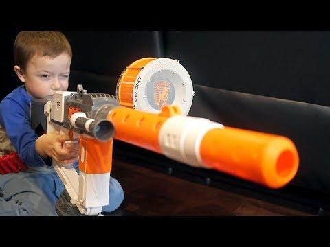 Nerf War: Gun BABY 12
