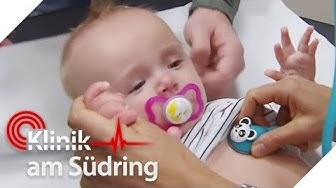 Sorge um Baby Tim: Frühchen kann Muttermilch kaum trinken! | Klinik am Südring | SAT.1 TV
