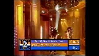 Amazulu - Too Good To Be Forgotten - Top Of The Pops - Thursday 19th June 1986