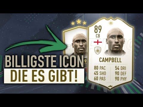 Die BILLIGSTE ICON die es GIBT! - FUTMAS & ICON SBC ANALYSE! | FIFA 19 | Gecki