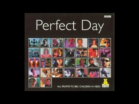 Lou Reed & Various Artists  Perfect Day