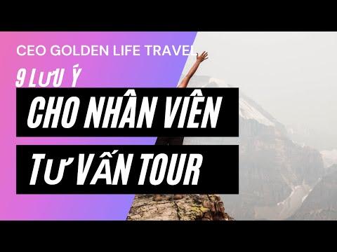 9 lưu ý cho nhân viên tư vấn tour - Sales Tour   1900 599946