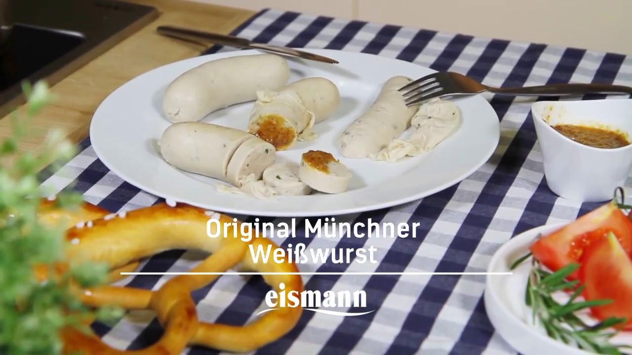 münchner weisswurst kochen