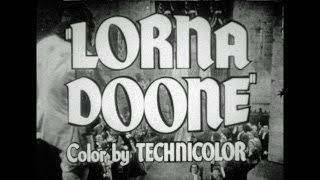HD Film Trailer - Lorna Doone 1951