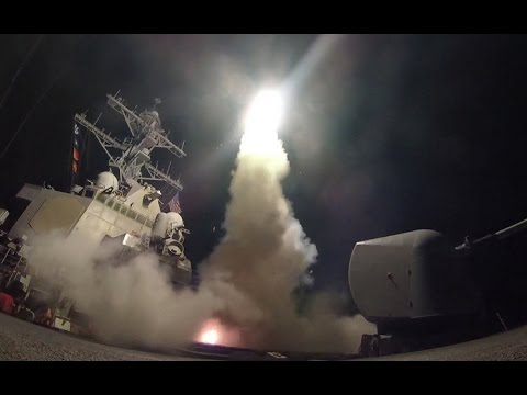 Usa forces attack on Shayrat