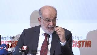 Temel Karamollaoğlu'ndan Selahattin Demirtaş açıklaması