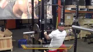 POWERTEC Power Rack with Lee Priest
