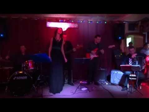 MAIN STREET(французский аккордеон) - Street life (Кафе Соборная Площадь 21.02.2015)(jazz accordion)