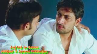 Aaj Hai Jo Sanam Ost. Film Star - Abhijeet & Aparna Mukherjee