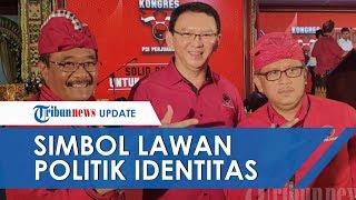 Ada Alasan Khusus Megawati Sebut Nama Ahok di Kongres V PDIP, Singgung soal Simbol Identitas