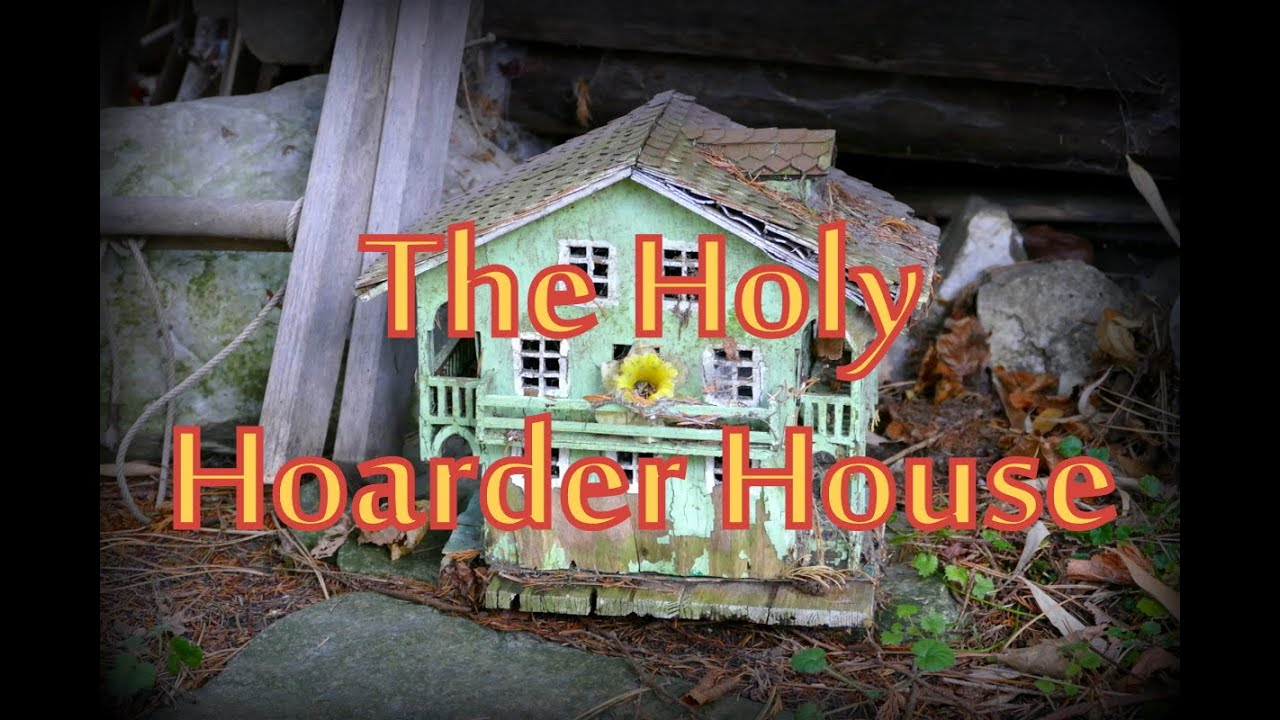 The Holy Hoarder House (full of stuff) Abandoned Exploration