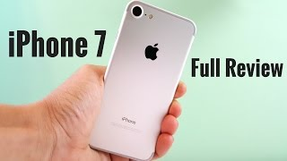 iPhone 7 Full Review