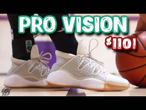 Adidas PRO VISION Performance Review